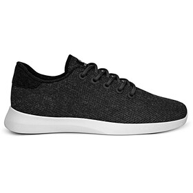 Giesswein Merino Wool Knit Runners Women anthracite